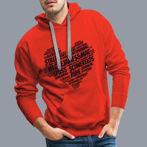#lovejames&mac - Männer Premium Hoodie