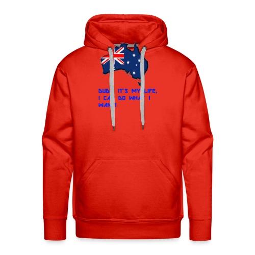 AUSTRALIAN MERCH - Men's Premium Hoodie