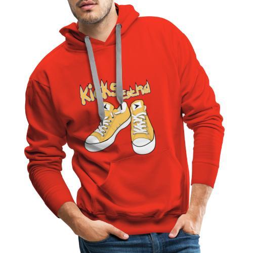 Kicks Loops - Mannen Premium hoodie