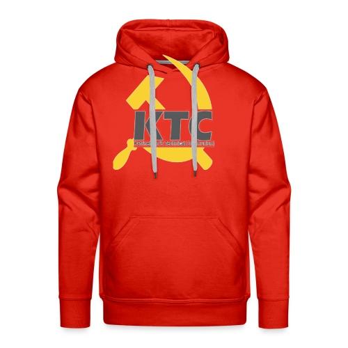kto communism shirt - Premiumluvtröja herr