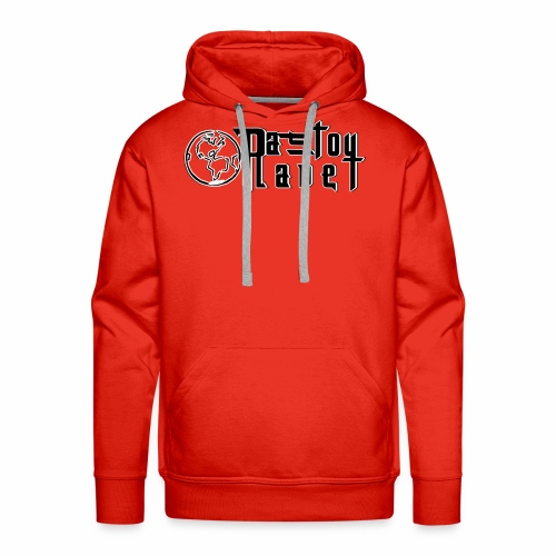 Papitou planet - CADEAU PAPA T-SHIRT HOMME - Sweat-shirt à capuche Premium pour hommes