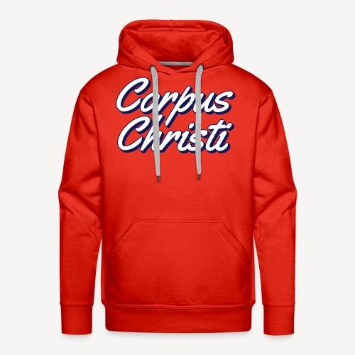 CORPUS CHRISTI - Männer Premium Hoodie