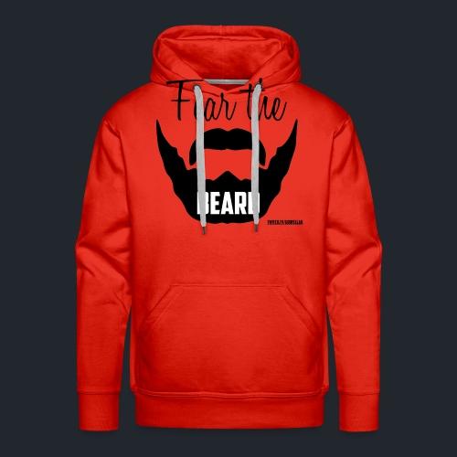 FearTheBeard - Männer Premium Hoodie