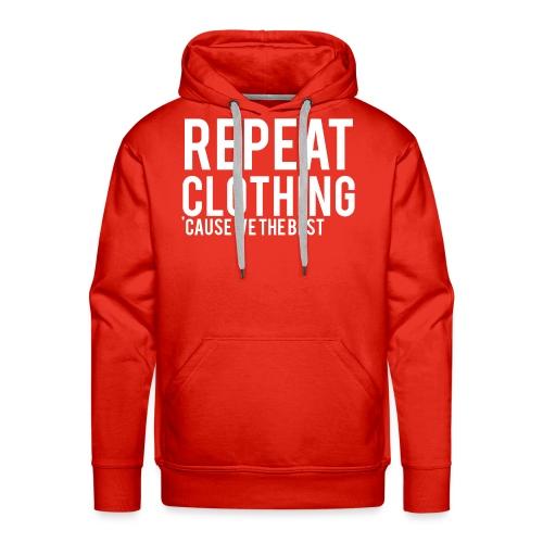 Repeat Clothing - Men's Premium Hoodie