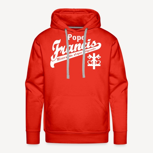 POPE FRANCIS - Men's Premium Hoodie