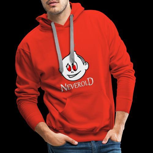 tete neverold - Sweat-shirt à capuche Premium pour hommes