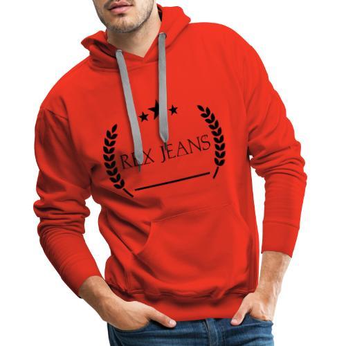 Rex Jeans - Männer Premium Hoodie