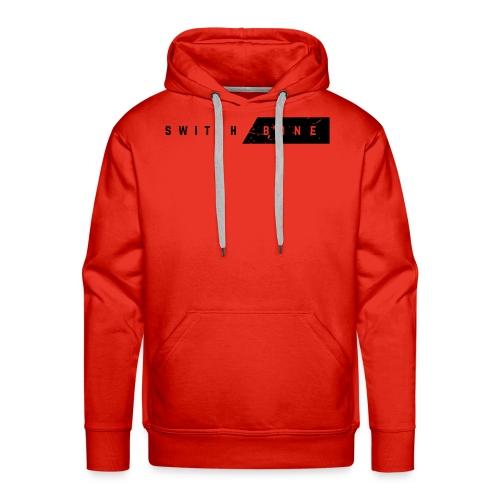 Switchbone_black - Mannen Premium hoodie
