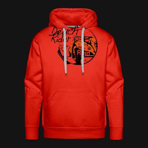 Deuch' Rider Raid 2C - Sweat-shirt à capuche Premium pour hommes