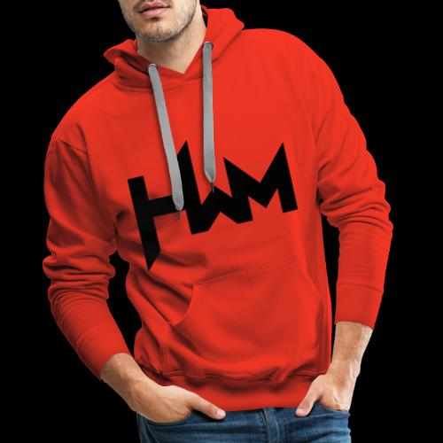 HWMLogo - Mannen Premium hoodie