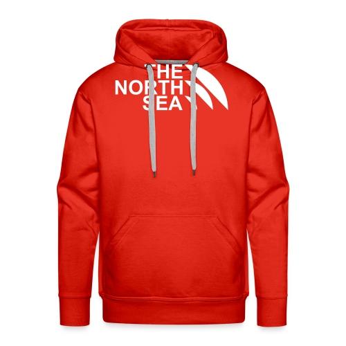 thenorthsealogo klein 75 30 zonder c - Mannen Premium hoodie