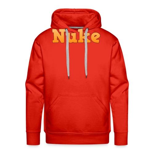 Nuke - Men's Premium Hoodie