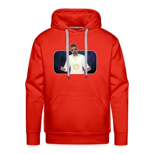 shirt 2 - Mannen Premium hoodie