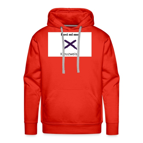 PinzGX - Männer Premium Hoodie
