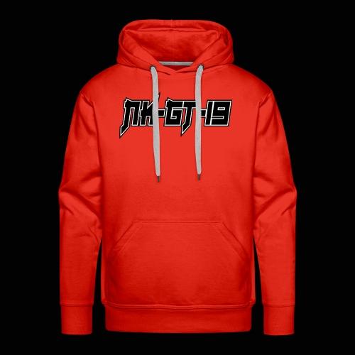 NKGT - Sweat-shirt à capuche Premium pour hommes