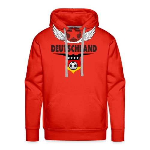 Deutschland 2019 - Mannen Premium hoodie