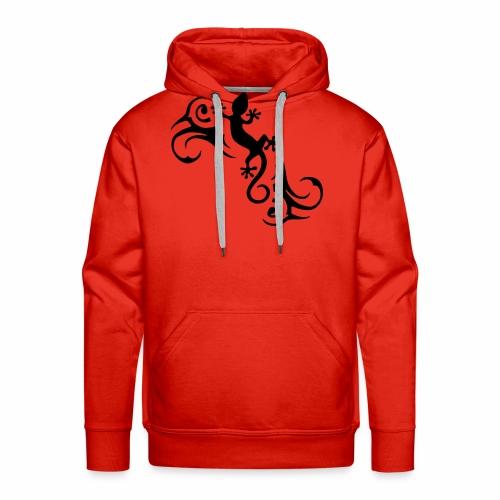 Lizard Tattoo - Männer Premium Hoodie