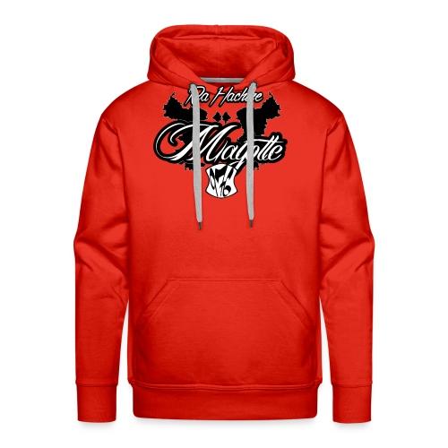 RA HACHIRI - Sweat-shirt à capuche Premium pour hommes