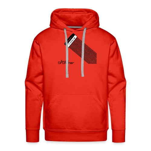 Timbre Design - Sweat-shirt à capuche Premium pour hommes