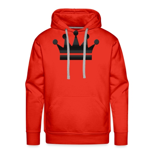 crown - Mannen Premium hoodie