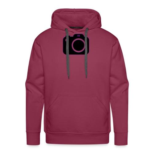 FM camera - Men's Premium Hoodie