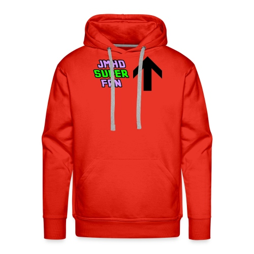 JMHD super fan - Men's Premium Hoodie