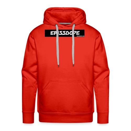 ERISSEDOPE - Sweat-shirt à capuche Premium pour hommes