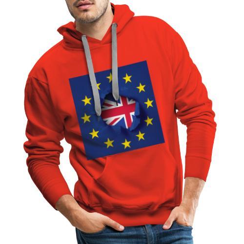 Brexit Britain - Men's Premium Hoodie
