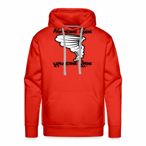 Hurricane Ffion GLOW: LIMITED EDITION - Men's Premium Hoodie