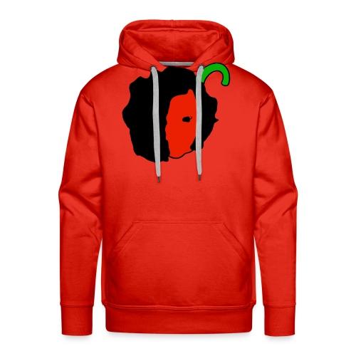 Paprikaboy face - Mannen Premium hoodie