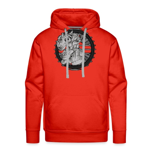 Alien hunter - Men's Premium Hoodie