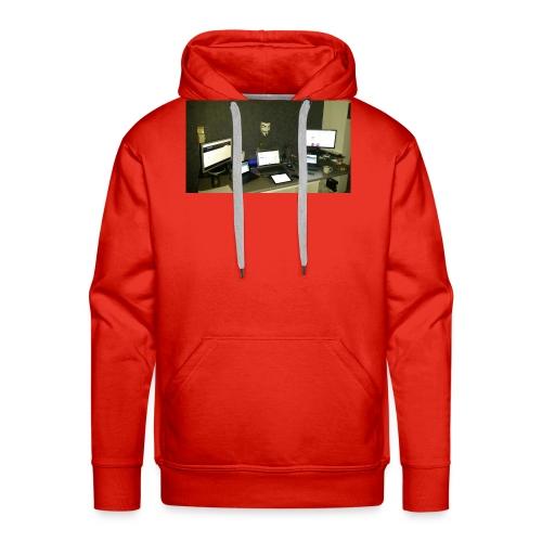 computer - Sweat-shirt à capuche Premium pour hommes
