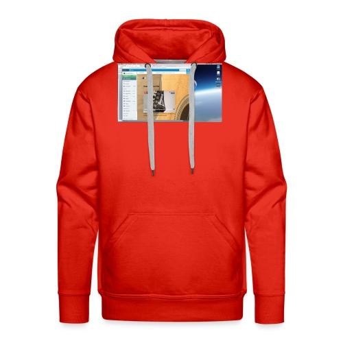 Schermafbeelding 2019 01 08 om 12 08 39 - Mannen Premium hoodie