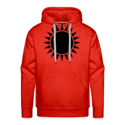 Das Sonnen Mandala - Männer Premium Hoodie