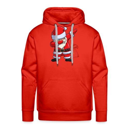 Weihnachtsmann Santa Claus - Männer Premium Hoodie