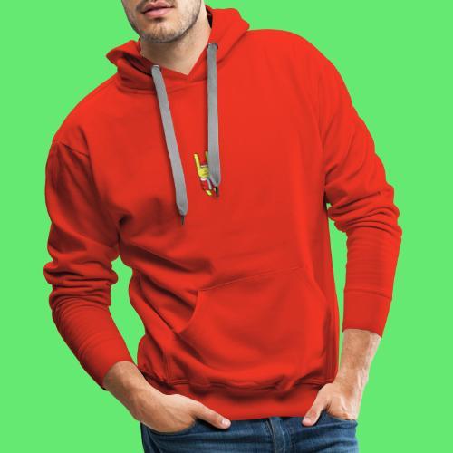 Fun Christmas - Sweat-shirt à capuche Premium pour hommes