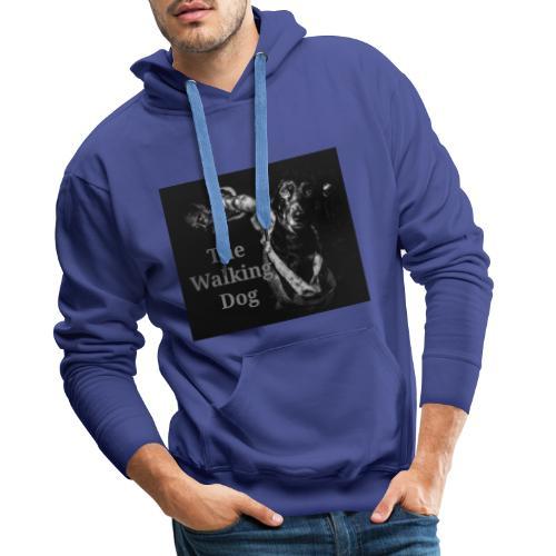 The Walking Dog - Männer Premium Hoodie