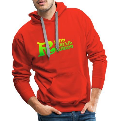 rhum vert - Sweat-shirt à capuche Premium pour hommes