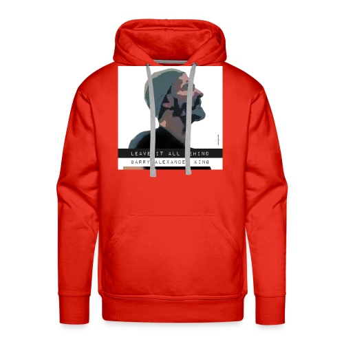 Barry Alexander King - Men's Premium Hoodie