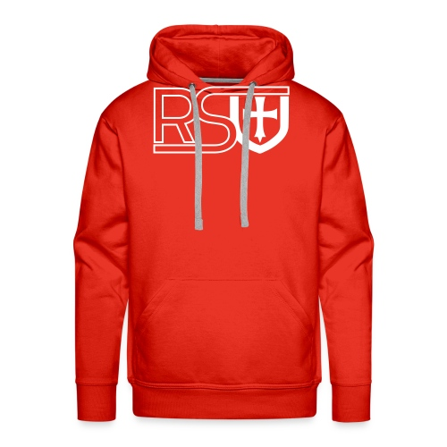 RSV Schulshirt vorne - Männer Premium Hoodie