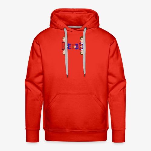Webdis - Sweat-shirt à capuche Premium pour hommes