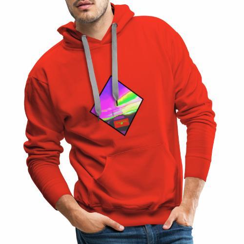 NeonfarbenNuceSKY ValCO - Männer Premium Hoodie
