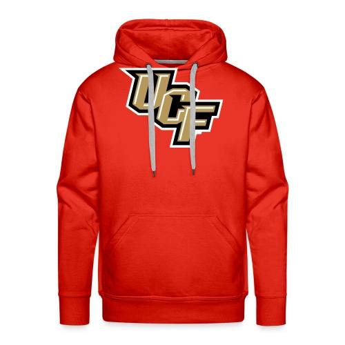 UCF Logo - Männer Premium Hoodie