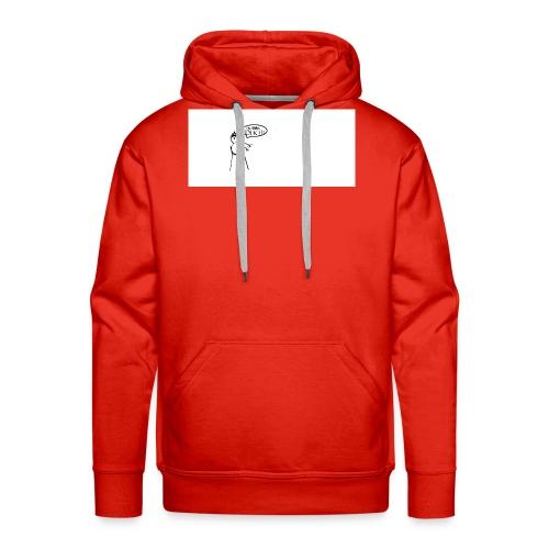 DE DIKZAK - Mannen Premium hoodie