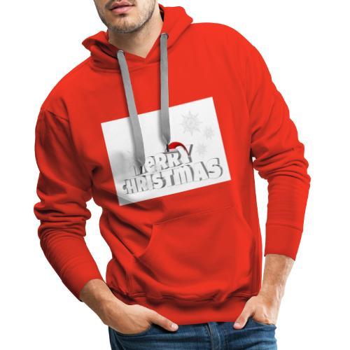 Marry Christmas! - Männer Premium Hoodie