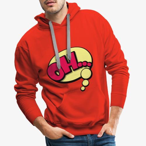 Serie Animados - Sudadera con capucha premium para hombre