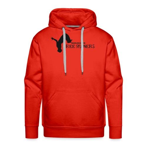 FREERUN - Mannen Premium hoodie