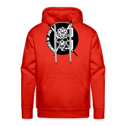 Dingues de Jeux / Ben 19 - Sweat-shirt à capuche Premium pour hommes