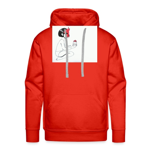 Bones - Sudadera con capucha premium para hombre