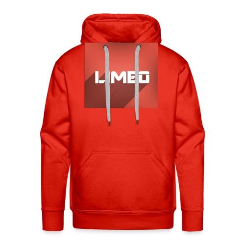 Limeo - Mannen Premium hoodie